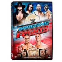 WWE Bragging Rights 2009 DVD - WWE