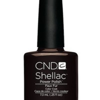 Cnd Shellac New Fall 2012 - FAUX FUR | AihaZone Store