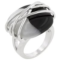 Ying And Yang Ring