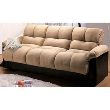 Milton Green Star London Storage Futon and Mattress - Walmart.com