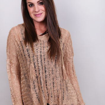 Out & About Knit {Mocha}