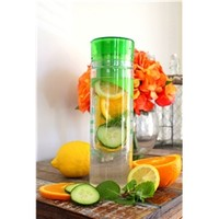 Train Insane Detox Water Bottle