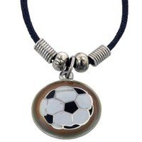Soccer Mood Necklace - Color Changes