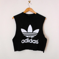 classic back adidas swag style crop top tshirt fresh boss dope celebrity festival clothing