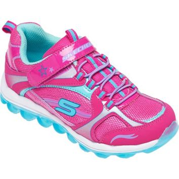 SKECHERS Girls' Skech-Air Athletic Lifestyle Shoes | Academy