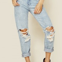 Boyfriend Jeans at Planet Blue