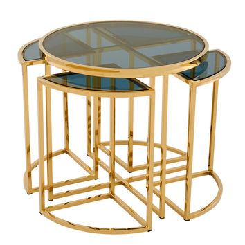Eichholtz Vicenza Side Table - Gold