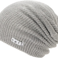 Neff Girls Daily Sparkle Grey Beanie at Zumiez : PDP