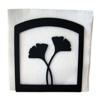 Ginko Leaf - Napkin Holder