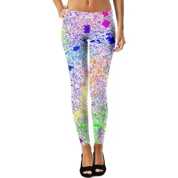 Paint Splash Leggings