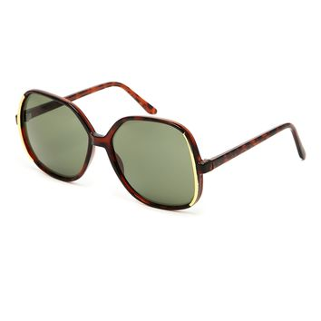 Jeepers Peepers Vintage Oversized Sunglasses