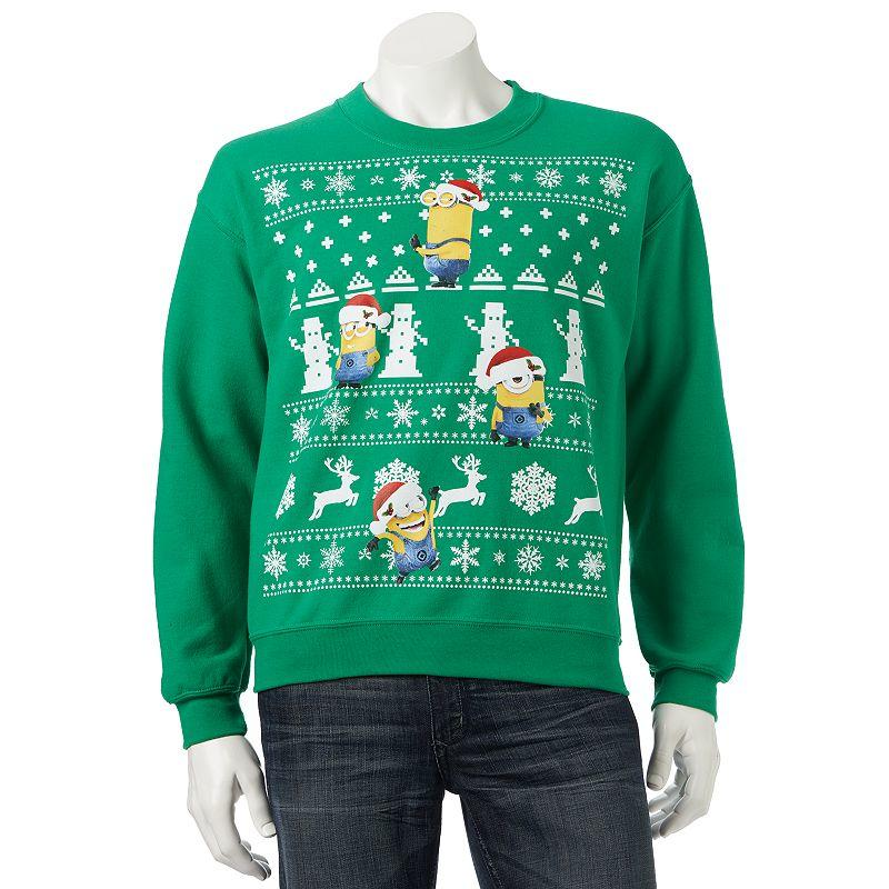 Despicable Me Holiday Cheer Sweatshirt From Kohl S