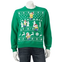 Despicable Me Holiday Cheer Sweatshirt