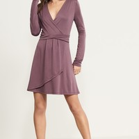 Soft Wrap Dress