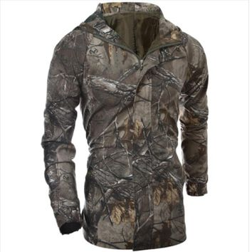 Men's Camo Stealth Jacket