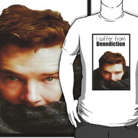 I suffer from benediction