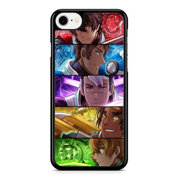 Voltron Legendary Defender 2 iPhone 8 Case