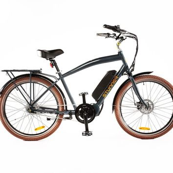 Stunner 48V Electric Beach Cruiser Bike
