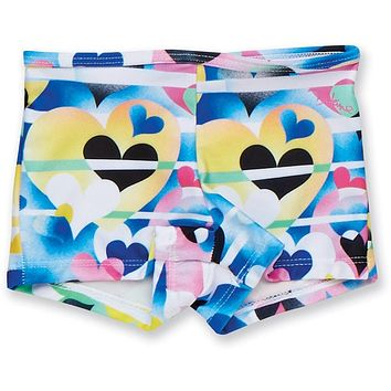 Dakine Girls Toddler Swim Shorts