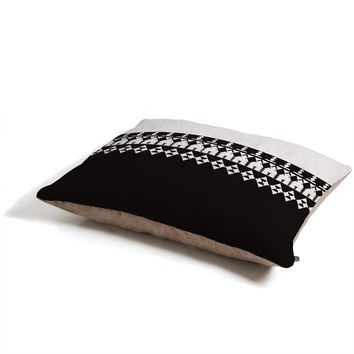 Viviana Gonzalez Black and white collection 04 Pet Bed