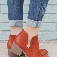 Everyday Legend Booties - Camel