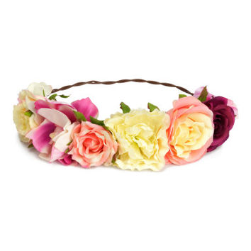H&M Hair Decoration with Flowers $14.95