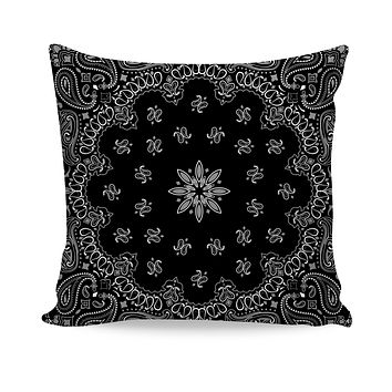 Bandana Couch Pillow