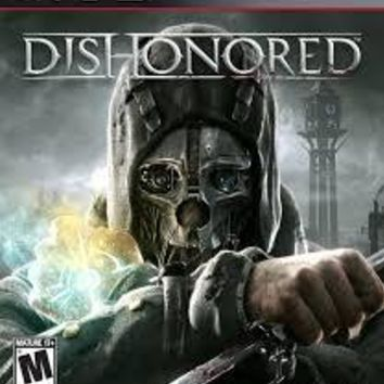 Dishonored for the Playstation 3