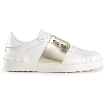 ONETOW Valentino Garavani 'Low Top Open' sneakers