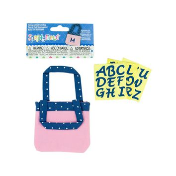 Monogrammed Tote Bag Doll Accessory Case Pack 24