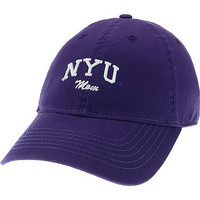 New York University Mom Twill Cap