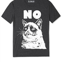 Grumpy Cat© Tee | FOREVER 21 - 2000074569
