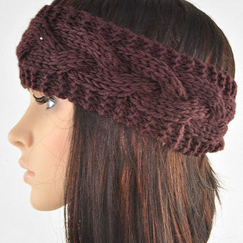 Pynk Krush — Knit Headband