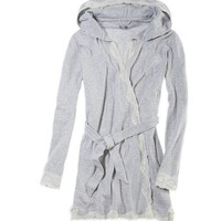 Aerie Hooded Softest Sleep Robe | Aerie for American Eagle