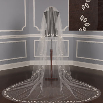 Carolina Herrera Emma Bridal Veil On Sale - Your Dream Dress