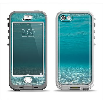 The Under The Sea V3 Scenery Apple iPhone 5-5s LifeProof Nuud Case Skin Set