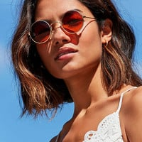 Replay Vintage Round Sunglasses | Urban Outfitters