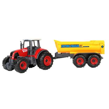 4 Types Diecast Mini Alloy Construction Vehicle Engineering Car Tractor Sprinkler Model Classic Toy Mini Gift for Children Boys