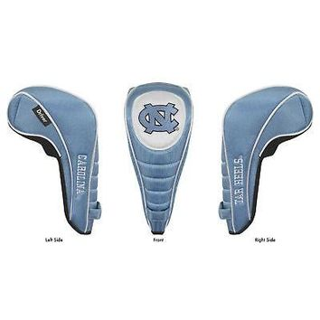 Licensed Golf New Team Effort NCAA 460cc Driver Head Cover North Carolina Tar Heels