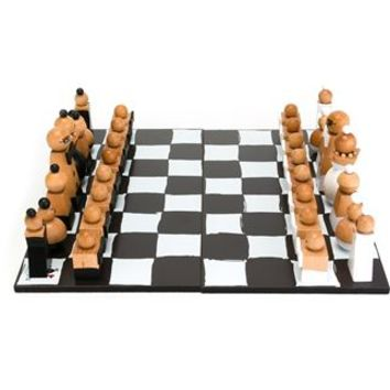 Lanvin Chess Game - Vitkac - Farfetch.com