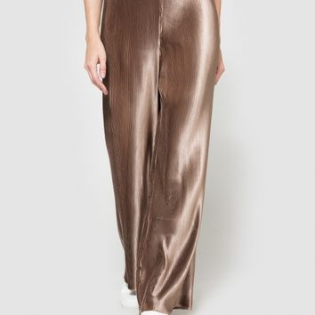 Stelen / Roslyn Pant in Gold