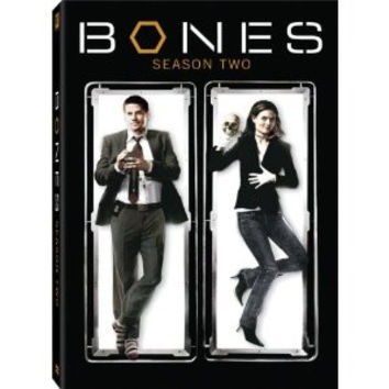 Bones - Season 2 (DVD, 2009, 6-Disc Set)