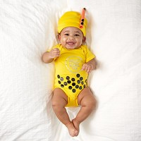 Bubble Tea Babysuit | Cool baby clothes, Unique baby clothes