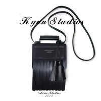 Acne Studios woman shoulder bag tassel genuine leather women bag superior cow leather ladys handbag,free shipping