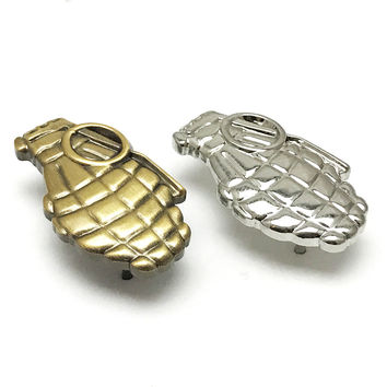 Limited Edition Hand Grenade Pin