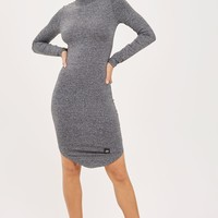 Long Sleeve Bodycon Dress by Sixth June | Topshop