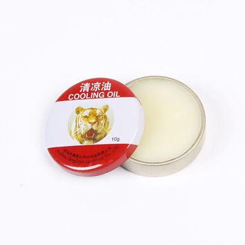 Cooling Oil Ointment Essential Balm