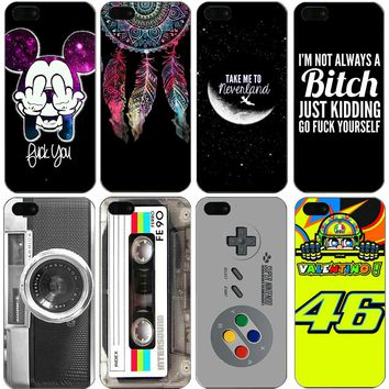 5 5S SE 4   New Painting Vintage Cameras Tape Hard Phone Cases C 347dfb675