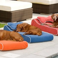 Memory Foam Contour Pet Lounger