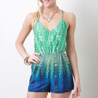 Spring Nights Romper